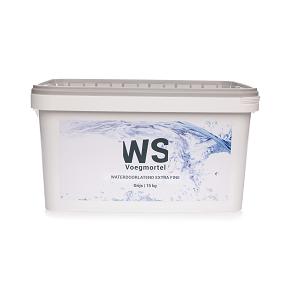 WS Voegmortel Easy Fine Grijs 15 kg