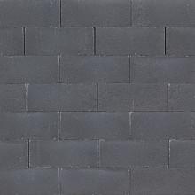 Roccia Strak 30x12x12 cm Antraciet