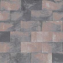 Roccia Strak 30x12x12 cm bruin/zwart