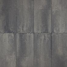 Plaza Plus 60x30x6 Grijs-zwart