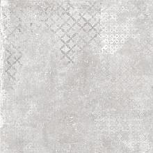 GeoCeramica® 80x80x4 Forma Grigio décor