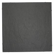GL+ 60x60x4 cm Antraciet profiel gecoat