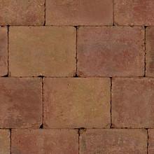 De Lemmerse Kei Terracotta/Geel 20x30x6