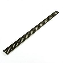 ACO Slim-Line Vervang.rstr zwart Alu 100