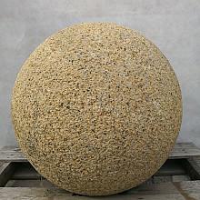 Borrelbal graniet 80 cm