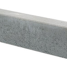 Opsluitband 10x20x100cm grijs