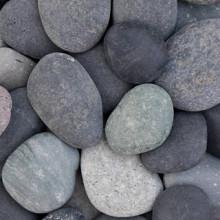 Beach Pebbles Zwart 16/25