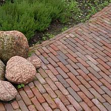 Oud Noordwijkerhout Waalformaat getrommeld