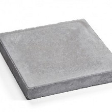 Betontegel 30x30x4,5 grijs GF HK