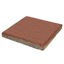 Betontegel 30x30x4,5 rood GF HK